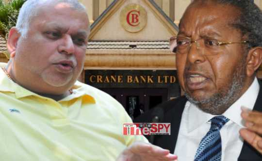 Sudhir-BoU Battle:Governor Mutebile Rushes To Supreme Court After  Rejection Of Court Of Appeal Ruling