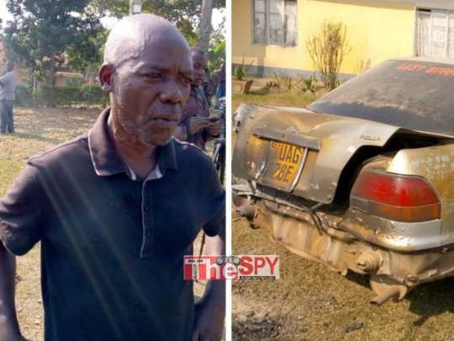 Sheema Residents Set Councillor's Car Ablaze