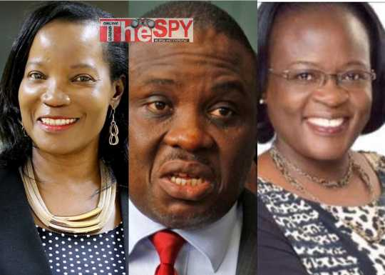 Ex-KCCA ED Musisi Welcomes Dorothy Into Office, Lukwago Warns Of Hurdles Ahead
