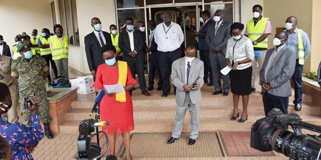 Seventeen Top NRM Secretariat Staff Quarantined After Contracting COVID-19