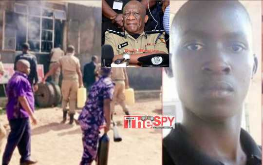 IGP Ochola Intervenes In Masaka Police Station Suicide, Two Arrested