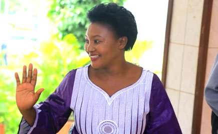 Breaking: Former Leader Of Opposition Winnie Kiiza Quits Active Politics Ahead Of 2021 General Elections