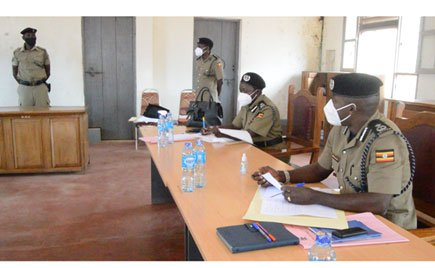 Two Masaka Officers Dismissed From Police Force Over Bribery, Death Of Boda-Boda Rider