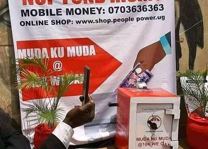 Kyagulanyi Family Contributes 20k As NUP Launches Fundraising Campaign Targeting 1.17trillion