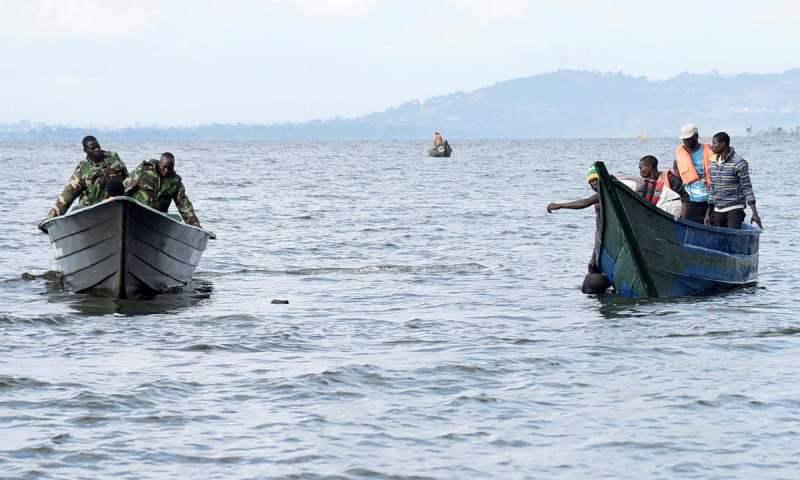 Breaking: Boat Capsizes With Family Of Four In Kiira Dam!