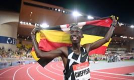 Olympics: Athletics Record Breaker Cheptegei Eyes 10,000m Gold