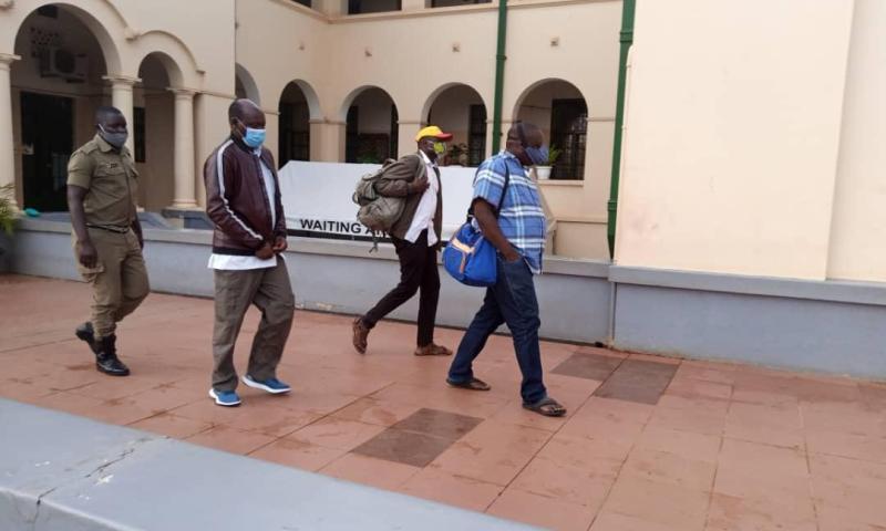Dodovico,KCCA Planner & 17 Others Remanded Over St.Peter's Church Demolition