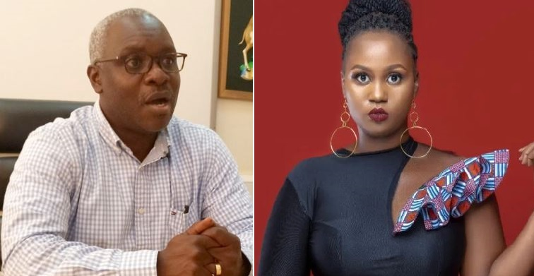 Vision Group Boss Kabushenga Advises Grassing Former Urban TV Presenter Tina Fierce To Behave