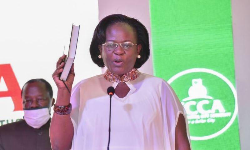 Full Speech: New KCCA ED Kisaka Tips Ugandans On How To Fight COVID-19