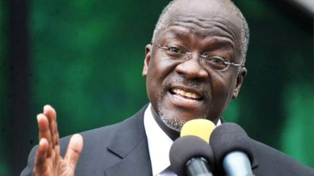 Tanzania President Magufuli Bans Organising,Supporting Online Protests