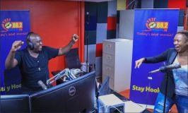 Salvado, Deedan and Koreta Mash Up Reloaded Sanyu FM Breakfast Club