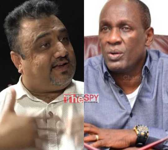 Stop Racism Talk-Sanjay Tanna Warns Capt. Mukula As Bid For NRM Vice Chairman East Heats Up
