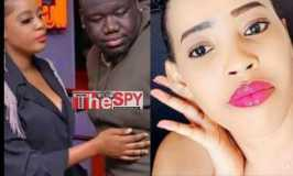Sex War:Zahara Toto Clashes With Hubby Don Solo For Bonking 'Sluts' In Her House