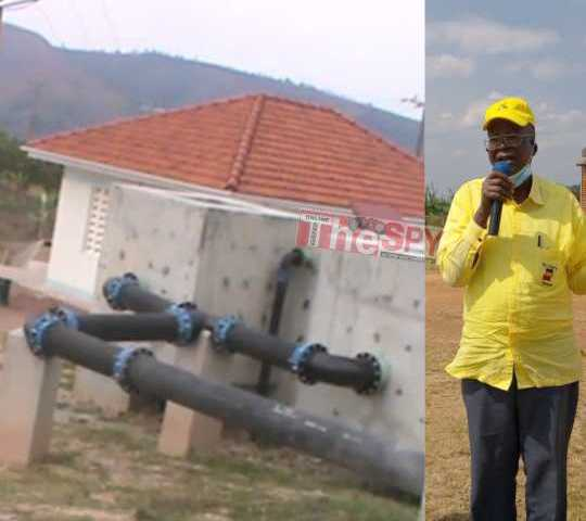 Sheema's UGX11.7B Water Project To Be Expanded In All Villages To Curb Drought