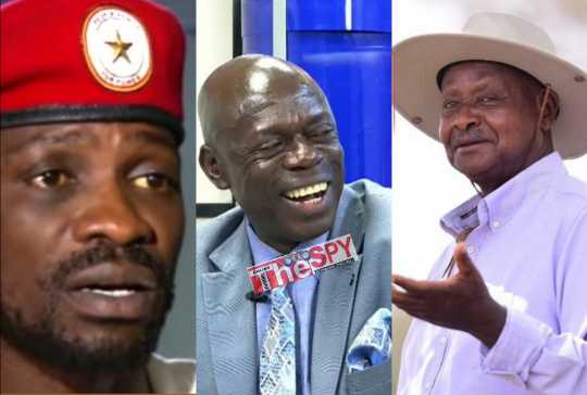 Veteran Journalist Crosses To NRM, Accuses Bobi Wine's People Power To Be Bloody Homosexuals