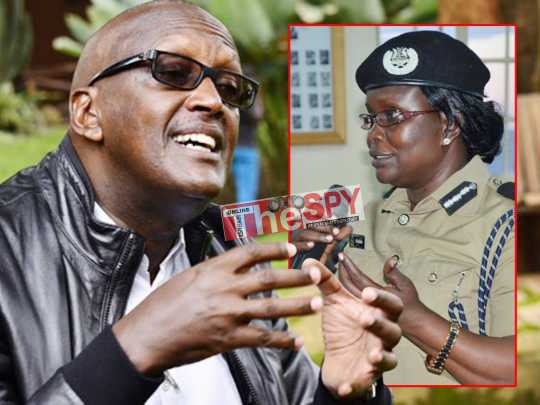Top UPDF, Police Chiefs Hold Last Meeting To Arrest Gen.Tumukunde