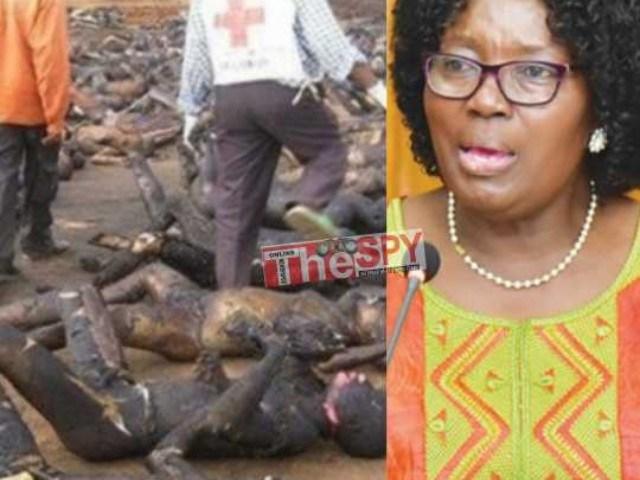 Kanungu 'Kibweteere' Cult Massacre Orphans Petition Parliament For Compensation