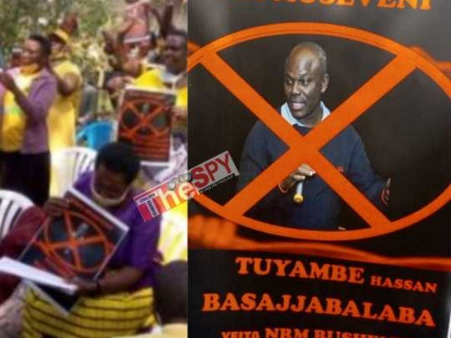 Tycoon Bassajjabalaba In Hot Soup As NRM Diehards Petition Museveni To Kick Him Out Of Party Leadership