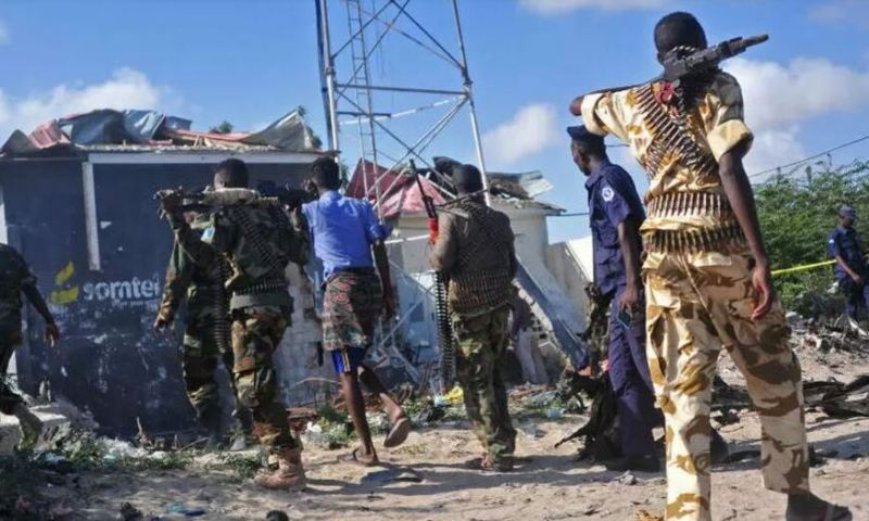 Somalia:Al-shabab Deadly Bomb Attack Kills 11 In Mogadishu