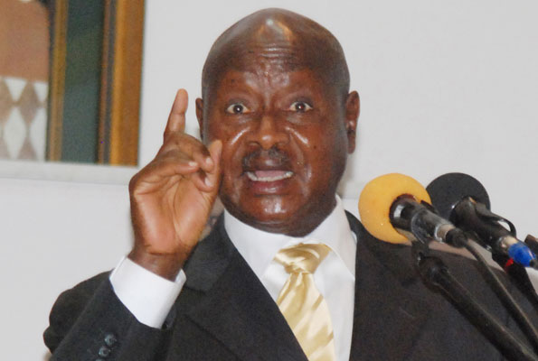 Museveni Clashes With Finance Committee Members Over 20% NSSF Partial Payment
