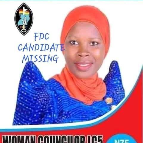 FDC Party Leaders Cry Foul Over 'State' Abduction Of NEC Member Nalongo Namwanga
