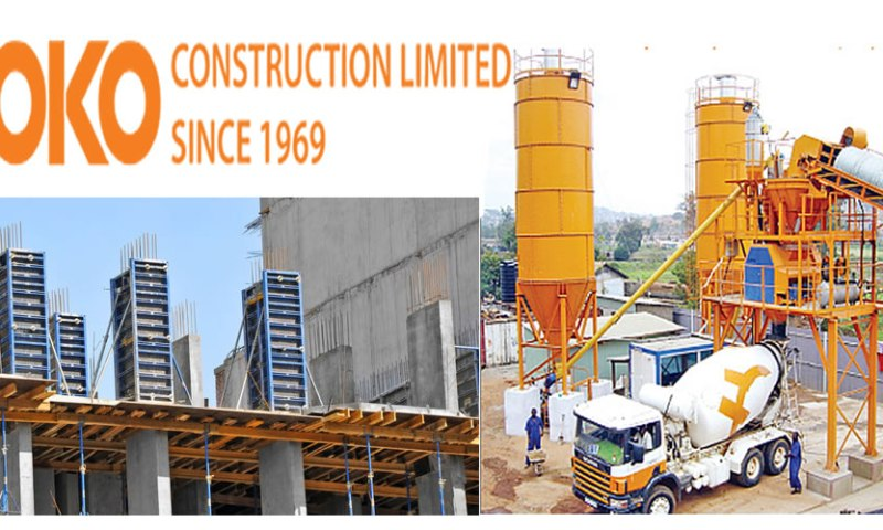 Here Is Why The 51 Yrs Old Construction Company ROKO Has Swiftly Collapsed, Lost Trust In Uganda