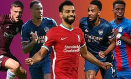 Ranked: Premier League's Top 10 Contenders In 2020/21 Golden Boot Race Unveiled