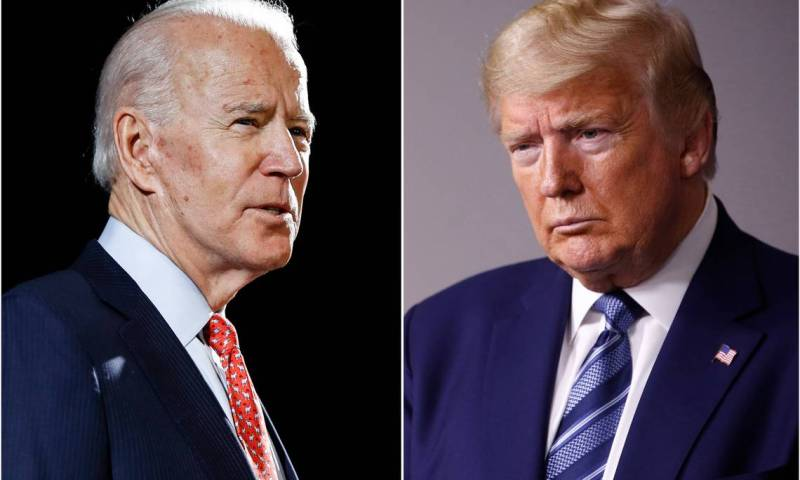 US Wildfire:Biden Slams Trump As 'Climate Arsonist' After Fires Ravaging West