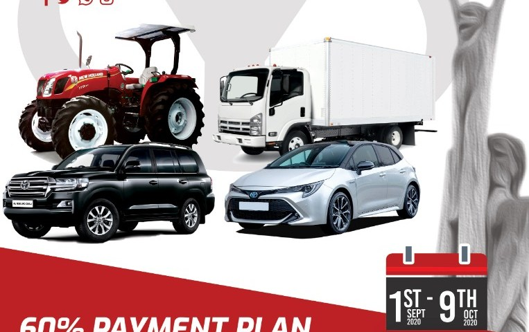 Here Is Yuasa's List Of Affordable Posh Cars Under 'The Indepence Bonanza Sale' With Payment Plan Of Your Convenience