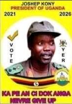 Police Arrests Councillor Over Campaigning For Rebel Leader Joseph Kony For Presidency