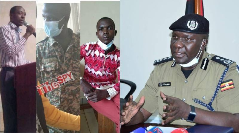 Police Leadership Institutes Probe Against Its Own For Alleged Extortion, Illegal Detention Of Two Ugandan Returnees At Mutukula Border