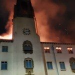 Two Makerere University Staff Arrested Over Fire Outbreak