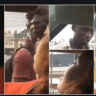 Video Of Beautylicious Lady Begging Hawker For Kiss While In Traffic Causes Internet Jam