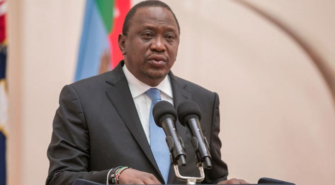 COVID-19: Kenyan President Uhuru Slashes National Taxes, Reopens Bars To Save Perishing Economy