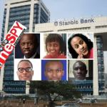 Big Story: Fresh Shocking Facts On How Shameless Stanbic Bank Top Bosses Allegedly Sold Client's Properties Dubiously To Themselves Unveiled
