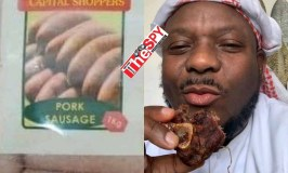 Netizens Slaughter Concerned Muslim After Threatening To Sue Capital Shoppers UG For Selling 'Halal' Pork Sausages