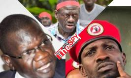 FDC Can't Team Up With Toxic Youth Gangs-Amuriat Trashes Unity Deals With Bobi Wine's NUP
