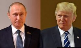 Let's Suspend Border-Deadly Missiles To Curb Rows-Putin Proposes To Trump