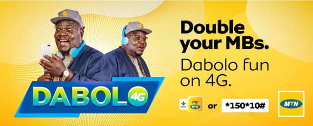 'MTN Dabolo' Promotion Returns With Daily 100% Bonus & Free 4G Sim Card Upgrades