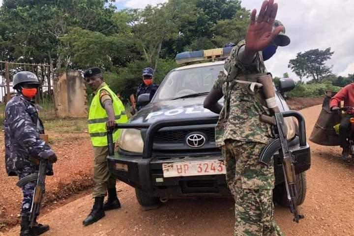 IGP Ochola Transfers Unruly Mityana DPC Alex Mwine, RPC Kagarura Over Mbogo Clan Incident