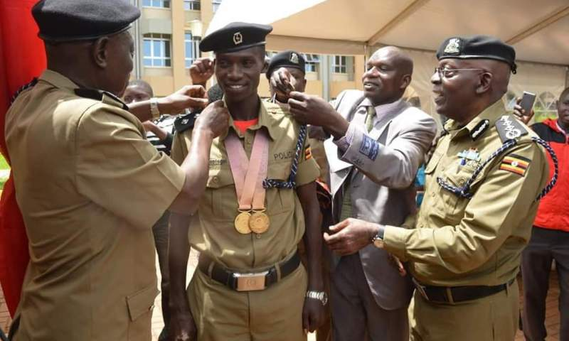 World Athlete Cheptegei To Receive Juicy Rank in Police-IGP Ochola Confirms