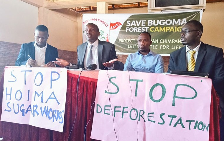 Bugoma Forest Saga: Gov't Dragged To EAC Court Over Negligence Of Natural Resources