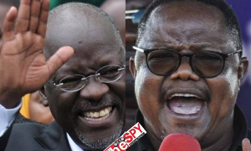 Tanzania EC Bans Opposition Candidate Lissu Campaigns As Magufuli Holds Massive Rallies