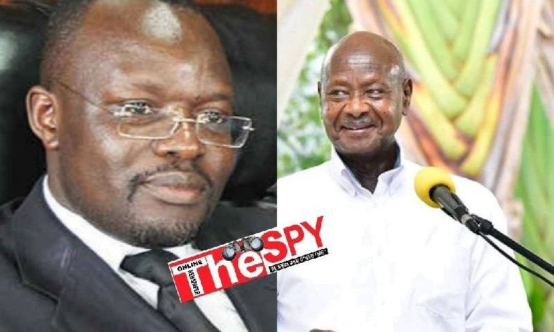 Your Overrated Education Is Useless: Museveni Stings Prof. Baryamureeba