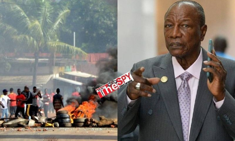 Guinea Elections: 82-Year-Old Alpha Condé Seeks Another Term Amidst Deadly Opposition Protests