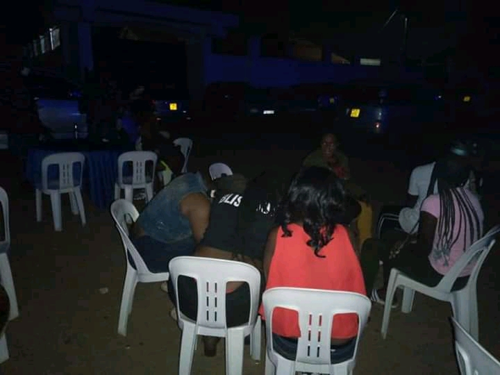 Sex Party Part 2: 125 Sex Pests Arrested In A Brothel, Hotel By Police In Kampala