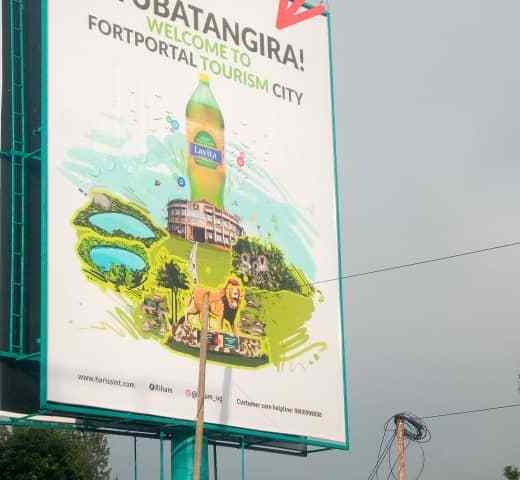 Riham Apologises To Tooro Kingdom OverInappropriate Billboard In Fort portal