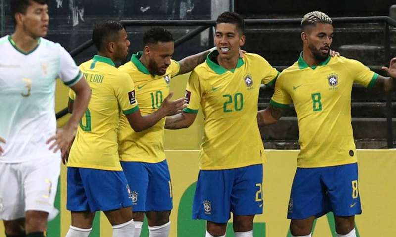 Neymar, Firmino Delight Coach Tite As Brazil Start World Cup Qualifying In Style