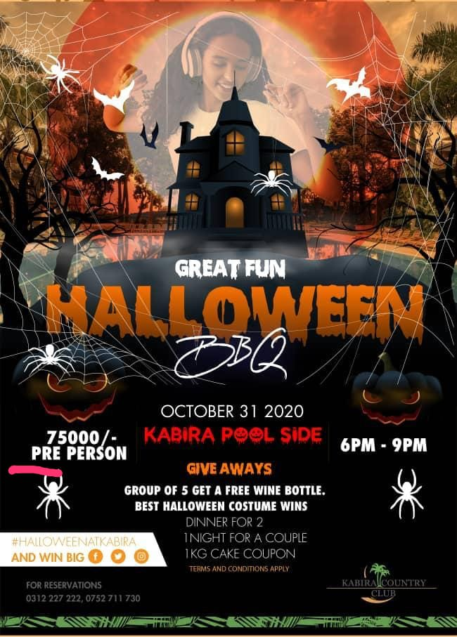Kabira Country Club In Halloween Bonanza!