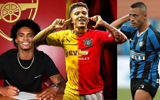Latest! Premier League Done Deals: Here Is Every Completed Transfer In 2020 Summer Window